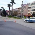 Hatay'da ana caddeler trafiğe kapatıldı