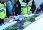 Trafik cezası plaka işlemleri online araç sorgula