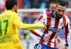 Atletico Madrid ilk yarıda fişi çekti