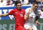 ABD - Türkiye maçında 'hindi' polemiği