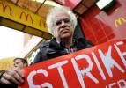 ABD'de fast food işçileri ayaklandı