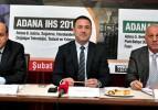 Adana İnşaat 2013 Fuarı açıldı