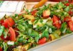 Amerikalılar en çok salatadan zehirleniyor