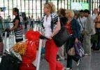 Türkiye'ye gelen turist sayısı azaldı