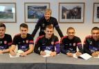 Arsenal'de 5 imza birden!