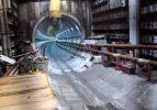 Avrasya Tüneli inşaatında sona geliniyor