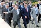 Bakan Yılmaz'dan Öztürk'e 'kentsel dönüşüm' övgüsü