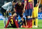 Barça'ya Pique'den kötü haber geldi