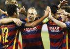 Barça öldü öldü dirildi! Tam 9 gollü final