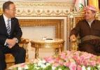 Barzani, Ban Ki-moon ile görüştü
