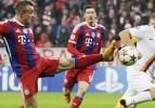 Bayern Münih, Roma'ya yine acımadı