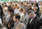 Beşiktaş camiası cenazede bir araya geldi