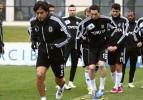 Beşiktaş derbiye 5 eksikle hazırlandı