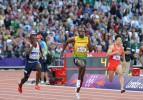 Usain Bolt, yılın ilk yarışında ikinci bile olamadı