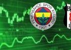 Borsadan Beşiktaş ve F.Bahçe'ye şok