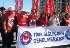 Bugün binlerce sağlık çalışanı grevde