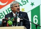 Bursaspor tarihinin en yüksek oyuyla seçildi