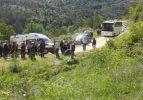 Cenaze dönüşü feci kaza: 1 ölü, 13 yaralı