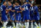 Drogba'lı Chelsea 3 puanı 3 golle aldı