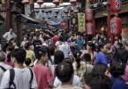 Çinliler takvim yaşlarından 8,2 yıl daha yaşlı