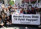 """""""Cumartesi Anneleri""""nden Evren için protesto"""