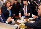 Cumhurbaşkanı Gül 10 yıl sonra yine aynı yerde