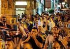 Tahrir'e doğru yürüyüş başladı