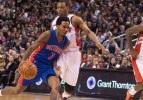 Detroit Pistons hız kesmiyor