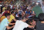 Dev galibiyet Trabzonsporluları sokaklara döktü