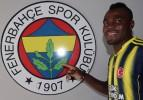 Emenike, F.Bahçe'nin 107. yabancı futbolcusu
