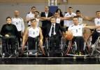 Engelli basketbol takımı Avrupa elemelerinde