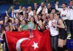 Erdoğan'dan Eczacıbaşı'na kutlama telgrafı