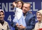 Erdoğan'ın beşinci torunu dünyaya geldi