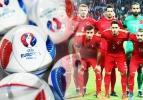 EURO 2016'da gruplar belli oldu!