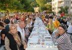 Eyüp Belediyesinden Kastamonu'da iftar