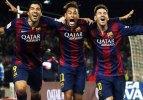 'Neymar, Messi, Suarez'i canlı canlı yerim!'