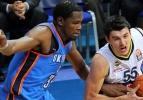 F.Bahçe, NBA devine direnemedi!