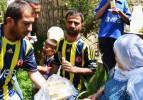 Fenerbahçe için türbede dua ettiler!