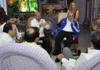 Fidel Castro istihbarat kahramanlarıyla!