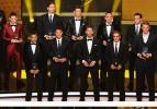 FIFA, yılın en iyi 11'ini açıkladı