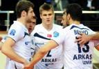 Galatasaray Arkas'a kaybetti