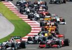 Avustralya'da Formula 1'e yağmur engeli