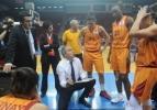 Galatasaray şov yaptı! 44 sayı fark...