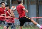 Galatasaray'da hazırlıklar tam gaz!