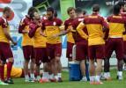 Galatasaray Slovenya'ya gitti