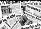 Gazete ve dergi küpürlerinde sesli hizmet