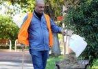 Gazeteciye 'yaprak toplama' cezası