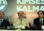 Görmez'den Ramazan'da israf uyarısı