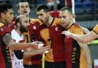 G.Saray filede Slovak ekibine şans tanımadı