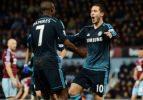 Hazard attı, Chelsea farkı iyice açtı
